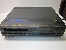 SONY Betamax VCR Recorder / Player - SL-HF600 - NO REMOTE