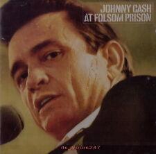 Johnny Cash At Folsom Prison   CD NUOVO