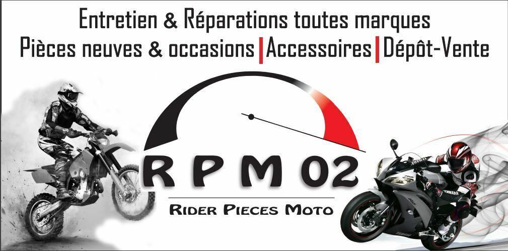 RPM 02 - Rider Pièces Moto
