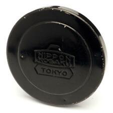 Nikon Nippon Kogaku Tokyo Black Lens Cap 45.3mm