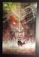 Batman Arkham Asylum A Serious House on Serious Earth 15th Anniversary Edition