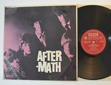 THE ROLLING STONES - AFTERMATH - LP - ORIGINAL UK 1ST PRESS MONO - DECCA