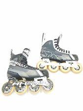 Mission Inhaler RS Mens  Roller Hockey Inline Skates Size 6 E Shoe Size 7.5