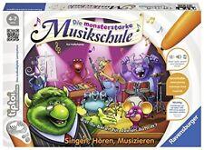 Ravensburger555  tiptoi  Die monsterstarke Musikschule