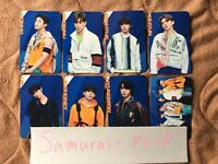 Monsta X 2nd album Phenomenon  photocard photo card set of 8 lot  official
