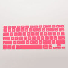 """Colourful Silicone Keyboard Skin Cover Case for Macbook Air Pro 13""""~17"""""""