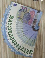 10 x 20 Eur. Scheine Spiel,Spass Propco,TV,Theater,MU.Video