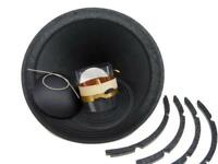 """Recone Kit for JBL G-730, G-731, G125 12"""" Woofer SS Audio 8 Ohm Speaker Parts"""
