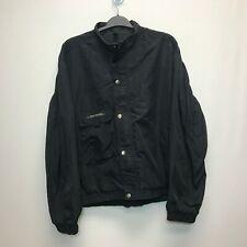 Vintage HarleyDavidson Double Sided Mesh Lined Waterproof Rain Riding Jacket 2XL