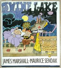 SWINE LAKE ~ JAMES MARSHALL ~ ILLUSTRATED MAURICE SENDAK ~ 1st EDITION ~ HC
