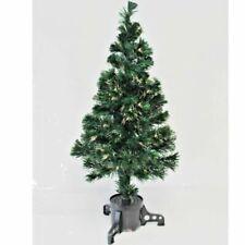 Alberi di Natale fibra ottica bianco