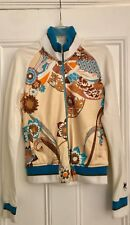 Authentic Gentle Fawn floral cotton polyester jacket size medium M Canada