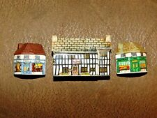 More details for wade whimsey on why v. edge greengrocer & s.farthing antiques shop + the stag in