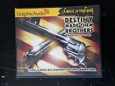 Destiny Made Them Brothers by Andrew J. Fenady - Graphic Audio on CD