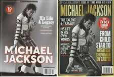 MICHAEL JACKSON Magazine His Life And Legacy 10 YEARS AFTER HIS DEATH NEW LOT 2