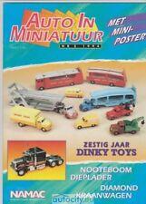 """13 """"Auto In Miniatuur"""" magazines jaargang 1994 tot 1996"""