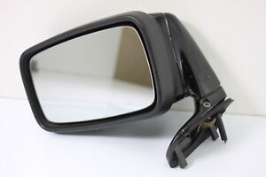Porsche 911 & 964 (1978-1994) OEM Left Drivers Side Mirror *Black*