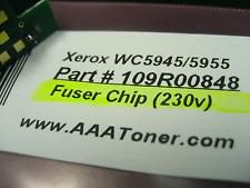 109R00848 Fuser Reset Chip for Xerox WorkCentre 5945, 5955 Refill - (230v)
