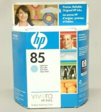 HP 85 Light Cyan 69ML Ink Cartridge C9428A DesignJet 90 Genuine New Sealed Box