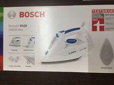 Bosch Sensixx'x DA30 TDA302401W Dampfbügeleisen 2400W 150g CeraniumGlissée Weiß