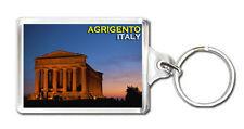 AGRIGENTO ITALY MOD3 KEYRING SOUVENIR LLAVERO