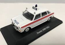 MAG JA07, ATLAS EDITIONS, BRITISH POLICE CARS, AUSTIN 1800 MkII, CHESHIRE POLICE