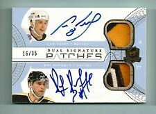 CAM NEELY RAY BOURQUE 2011/12 THE CUP 6 COLOR PATCH AUTOGRAPH AUTO /35 BRUINS