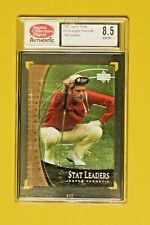 2001 Jesper Parnevik Upper Deck Trading Sports Card #SL9 8.5 NM/MT+