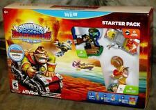 Skylanders Superchargers Starter Pack for Wii U - Brand New