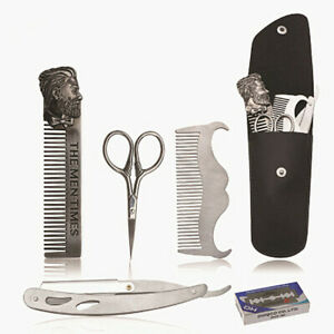 Beard care Grooming Men Care kit Gift Set  Comb Set