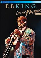 B.B. KING - LIVE AT MONTREUX 1993 (DVD)   DVD NEW+
