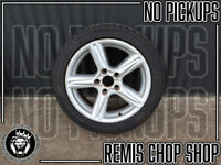 """17"""" Spare Alloy Rim Wheel & Tyre VL VN VS VT VY VZ HSV Parts #2 Remis Chop Shop"""