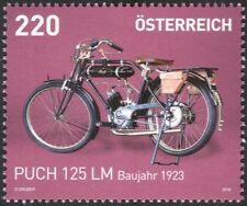 Autriche 2016 PUCH 125 LM/Motocycles/Motos/MOTORING/TRANSPORT 1 V (at1102)