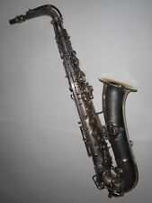 Conn Silver Plated C Melody Saxophone #69886