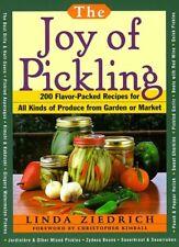 Joy of Pickling: 250 Flavor-Packed Recipes for Veg
