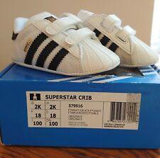 Adidas Superstar Crib Baby 2K White S79916