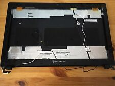 Packard Bell TK81 PEW96 Lid Hinges Screen Bezel (Ref309)