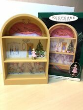 1996 Hallmark The Nutcracker Ballet Christmas Ornament & Display Stage