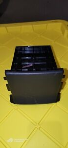 2008 -2014 NISSAN ROGUE CENTER REAR CONSOLE PULLOUT CUP HOLDER BLACK OEM 1