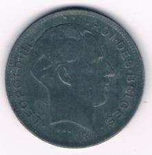 5 Franc  1947 Fr   Prins Karel   Belgium/Belgie/Belgique    Morrin 532