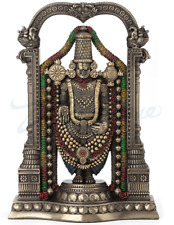 Venkateswara Lord Balaji Figurine Sculpture Statue  BEAUTIFUL & WELL MADE