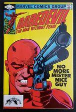 DAREDEVIL #184 (1982 MARVEL) *PUNISHER APPEARANCE* (NETFLIX) NM