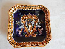 Porte carte Pompadour n°1 en Gien - Renaissance