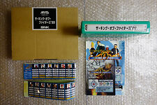 """The king of Fighters 99 """"FULL KIT"""" Neo Geo MVS SNK Arcade Game Japan"""