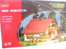 "Faller h0 130301 casa ""romantica"" embalaje original (z4759)"