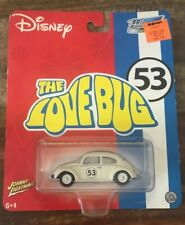 Johnny Lightning - Disney ~ The Love Bug ~ NEW ON CARD