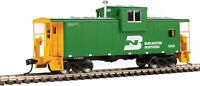 Walthers-HO-#8702     International Extended Wide-Vision Caboose - BN #10534