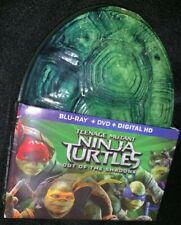 Teenage Mutant Ninja Turtles Out Of The Shadows TMNT Blu-Ray+DVD+Digital | NEW