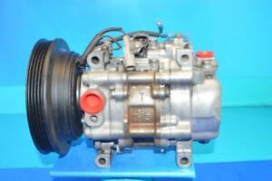 AC Compressor fits 1994-1998 Toyota Paseo 1994-1996 Tercel (1YW) Reman 67387