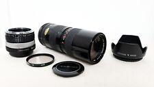 Olympus PEN OM Panasonic LUMIX Micro 4/3 DSLR fit TAMRON 210mm 420mm ZOOM lens
